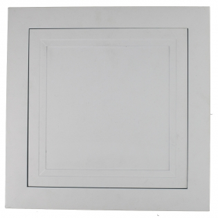 AD-H1 aluminum access panel, ceiling access panel, touch lock access panel, hinged type access panel