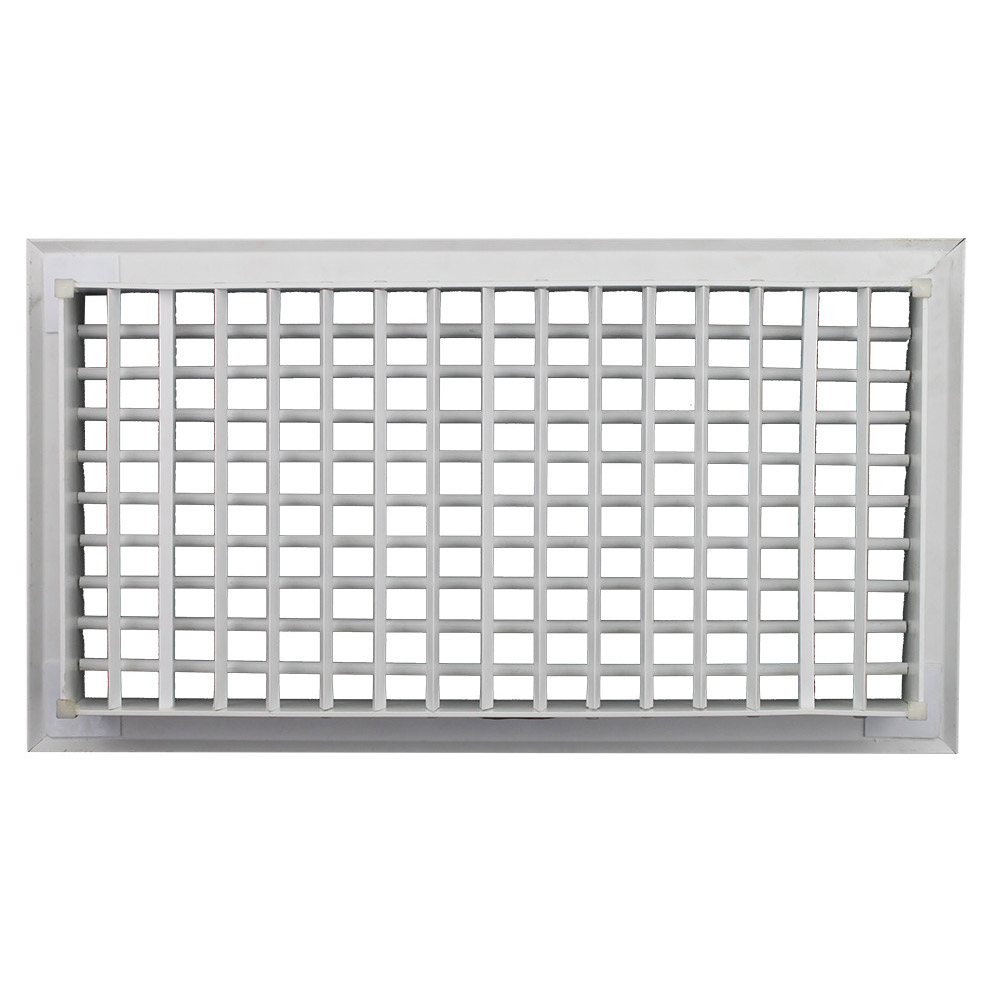 DDG-P Plastic Double Deflection Air grille,plastic air grille , air conditioning double deflection air grille
