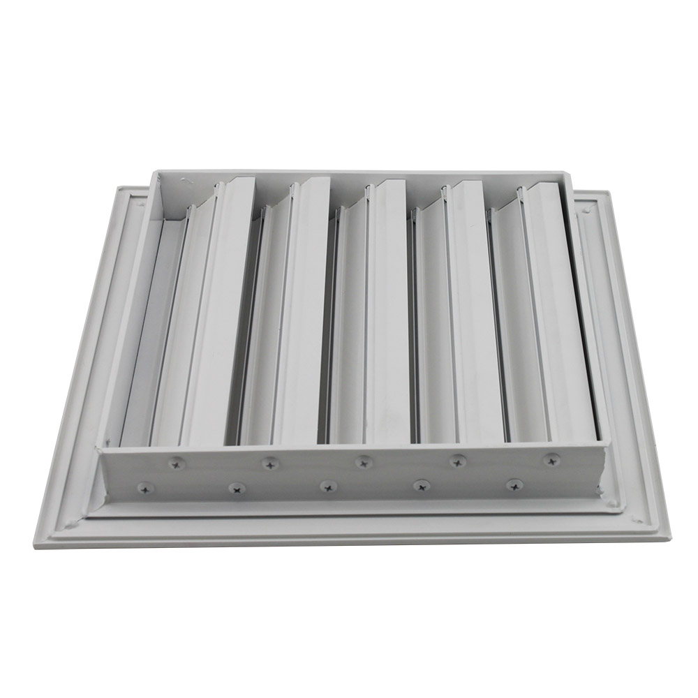 FL-A Aluminum waterproof  air louver, fresh air louver,  weatherproof air outlet louver