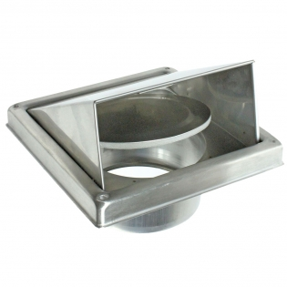 EV-FS stainless steel hood air vent, air vent cap, weatherproof air vent